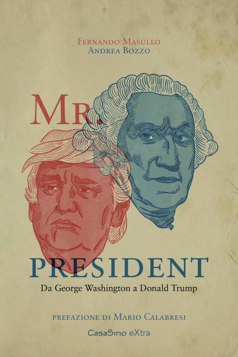 La cover di MR. PRESIDENT